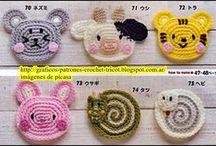 crochet mantitas