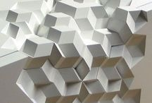 pattern wall and furniture