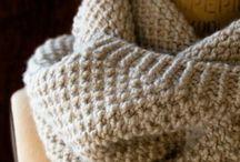 cowl knitting