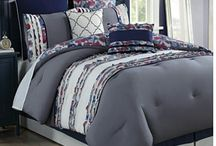 Bedding, Drapery, and Rugs
