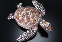 Animals-,Totally addicted to polymer clay / by Laura Davies