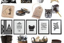 ZiZo Living   Webshop / Woonaccessoires, tekstborden, manden, tassen, stickers, stempels bij ZiZo Living.