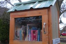small free libraries