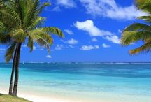 Beautiful beaches / Secluded, wild, remote, beautiful - beaches and the sea around the world
