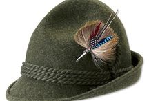 For the love of Men's Tyrolean Hats
