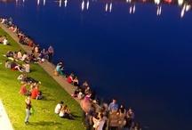 Night Life à Toulouse : d'autres points de vue de la Ville
