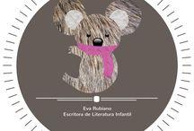 Eva Rubiano / Escritora de literatura infantil. Cuentos para niños de 3 a 6 años.