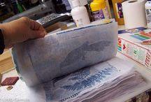 printen op papieren zakdoeken
