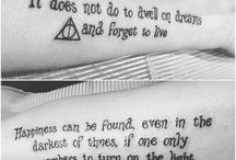 Harry Potter Tattoo Ideas