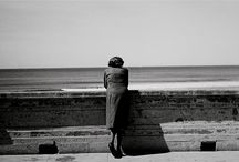 Loneliness - Isolation - Minimal / The camera is an instrument that teaches people how to see without a camera.~ Dorothea Lange