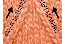 knitting & crochet tips