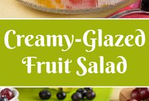 Our Favorite Fruity Recipes / We've got plenty of diabetic-friendly fruit recipes. From breakfast to dessert, we're sharing 'em all!