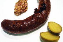 Hurka / Magos mustár & hurka & savanyú dinnye