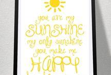 Gift Ideas - Boo Sunshine / by Jenn B