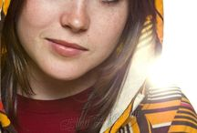 *Ellen Page*