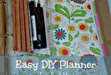 Family/Household Planner / by Amanda Brant Miller