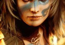 Female Druid NPC
