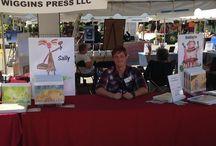 Book Fairs and Festivals / Book Fairs that Wiggins Press LLC attends