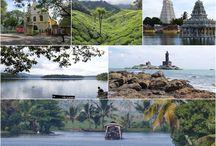 Kerala Reise Report / Kerala, Gods Own Country, Bundestaat in Indien und fast das Paradies auf Erden. Reisen in einer tropischen Region