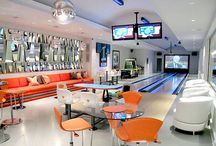 Luxury Living - Home Bowling Alley