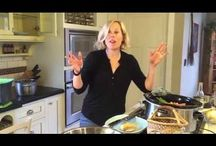 """Healthy Kitchen Hacks / Short on time? No problem! Fitlandia's Healthy Kitchen Hacks will having you saying, """"Yes I can!"""" to cooking your own, healthy meals."""