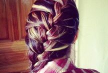 Hair color / by Morgan Johnston