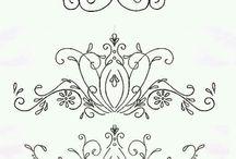 Templates - Royal Icing