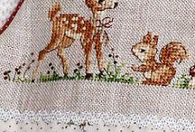 Cross Stitch, Embroidery  :-)