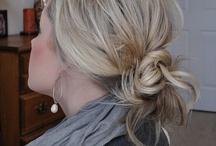 Hair Ideas / by Chaney Moreland