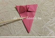 Origami and Paper Art / Nice paper works step by step explaned to make yourself and awesome creative other paper work/art