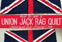 Union Jack / Quilts