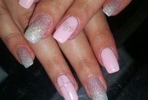 My bio sculpture gel nails♡