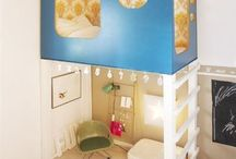 Kids Rooms / Rustic signs and home decor.