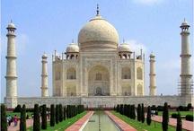 Taj Mahal / Wonders of The India