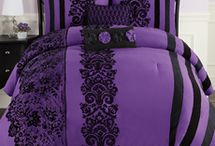 Positively Purple / Having Fibromyalgia, I have become almost obsessed with the color purple. Purple is the color for Invisible Illness Awareness. Plus, it's cool! / by Lori Leidig