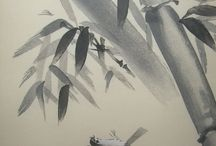 Art_Japanese Ink and Painting