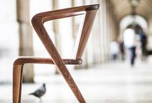 Wood Chair 의자