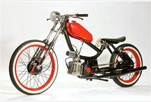 Motor bicycle / Motorized bicycle