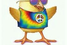 Hippie Chick!