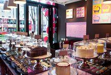 cukrárny a pekařství