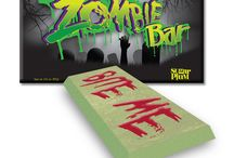 Zombie! / These delicious treats will surely awake the dead!