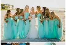 Perfect beach wedding