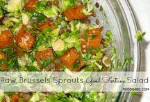 Nutritarian Salads / by Jessica Smith