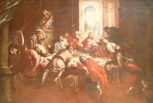 Jacopo Robusti, detto Tintoretto: Ultima Cena / Jacopo Robusto, detto Tintoretto: Ultima Cena. Caen, musée de beaux arts. Foto settembre 2014