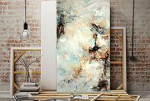 ART INSPIRATION & IDEAS / Beautiful Art, soul therapy, decoration Ideas, Art Inspiration,  Colors...
