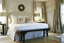 Master Bedroom / by Carissa McBurney