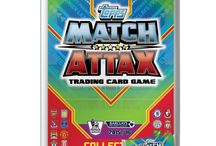 Match Attax 2015 - 2016 / The worlds most successful footbal trading card game is back. There will be over 490 cards to collect. The release due for the Match Attax 14/15 collection is September 24th 2015.
