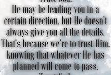 My Faith Abounds / Trust and Faith