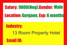 Jobs in Hotel Industry / DABS India is a professional placement agency in Delhi NCR with a huge database of CVs. Thus, As Hospitality jobs consultants, we ensure best candidates to our clients and we also provide most promising opportunities to the candidates.