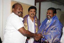 AISMK Party President Mr. Sarath Kumar visit to thirumavalavan